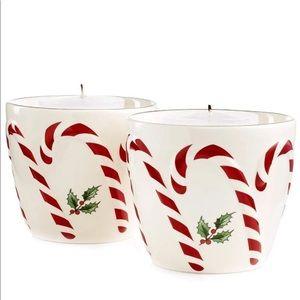 Spode Christmas Votives Candles